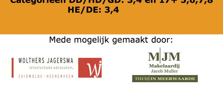 Westerbork Open 2017